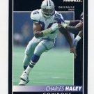 1992 Pinnacle Football #359 Charles Haley - Dallas Cowboys