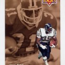 1992 Pinnacle Football #348 Marion Butts / William Andrews