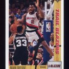 1991-92 Upper Deck Basketball #392 Mark Bryant - Portland Trail Blazers
