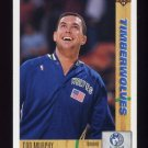 1991-92 Upper Deck Basketball #377 Tod Murphy - Minnesota Timberwolves