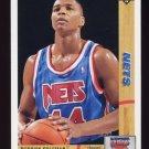 1991-92 Upper Deck Basketball #332 Derrick Coleman - New Jersey Nets