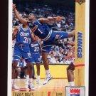 1991-92 Upper Deck Basketball #331 Travis Mays - Sacramento Kings