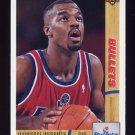 1991-92 Upper Deck Basketball #330 Haywoode Workman RC - Washington Bullets