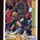 1991-92 Upper Deck Basketball #320 Herb Williams - Dallas Mavericks