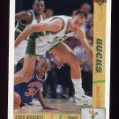 1991-92 Upper Deck Basketball #293 Fred Roberts - Milwaukee Bucks