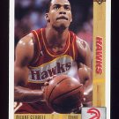 1991-92 Upper Deck Basketball #274 Duane Ferrell - Atlanta Hawks