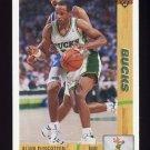 1991-92 Upper Deck Basketball #244 Alvin Robertson - Milwaukee Bucks
