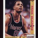 1991-92 Upper Deck Basketball #216 Kevin Duckworth - Portland Trail Blazers