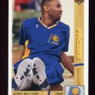 1991-92 Upper Deck Basketball #211 Kenny Williams - Indiana Pacers