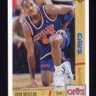 1991-92 Upper Deck Basketball #210 John Morton - Cleveland Cavaliers