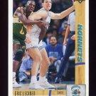 1991-92 Upper Deck Basketball #204 Eric Leckner - Charlotte Hornets