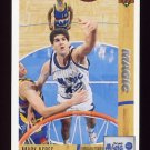 1991-92 Upper Deck Basketball #201 Mark Acres - Orlando Magic