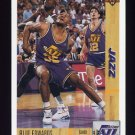1991-92 Upper Deck Basketball #199 Blue Edwards - Utah Jazz