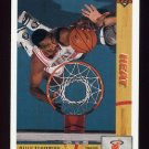 1991-92 Upper Deck Basketball #196 Billy Thompson - Miami Heat