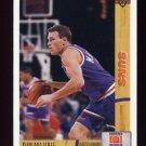 1991-92 Upper Deck Basketball #172 Dan Majerle - Phoenix Suns
