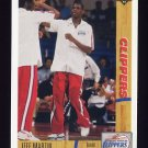 1991-92 Upper Deck Basketball #162 Jeff Martin - Los Angeles Clippers