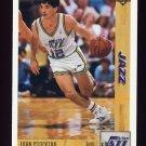1991-92 Upper Deck Basketball #136 John Stockton - Utah Jazz
