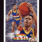 1991-92 Upper Deck Basketball #089 Chris Jackson - Denver Nuggets