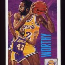 1991-92 Upper Deck Basketball #085 James Worthy - Los Angeles Lakers