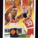 1992-93 Upper Deck Basketball #054 Otis Thorpe - Houston Rockets
