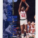 1994-95 Upper Deck Basketball #354 Harvey Catchings - Milwaukee Bucks