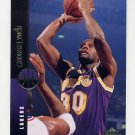 1994-95 Upper Deck Basketball #330 George Lynch - Los Angeles Lakers