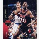 1994-95 Upper Deck Basketball #272 Kevin Willis - Miami Heat