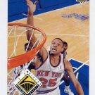 1993-94 Upper Deck Basketball #443 Doc Rivers - New York Knicks