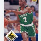 1993-94 Upper Deck Basketball #436 Dee Brown - Boston Celtics