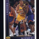 1993-94 Upper Deck Basketball #417 Sam Bowie - Los Angeles Lakers