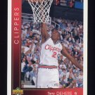 1993-94 Upper Deck Basketball #335 Terry Dehere RC - Los Angeles Clippers