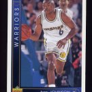 1993-94 Upper Deck Basketball #328 Avery Johnson - Golden State Warriors