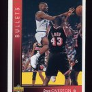 1993-94 Upper Deck Basketball #326 Doug Overton - Chicago Bulls