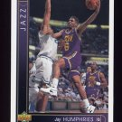 1993-94 Upper Deck Basketball #301 Jay Humphries - Utah Jazz
