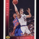 1993-94 Upper Deck Basketball #270 Tom Gugliotta - Washington Bullets