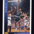 1993-94 Upper Deck Basketball #269 Nick Anderson - Orlando Magic