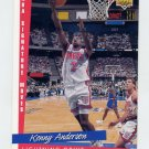 1993-94 Upper Deck Basketball #243 Kenny Anderson - New Jersey Nets