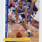 1993-94 Upper Deck Basketball #239 Tim Hardaway - Golden State Warriors