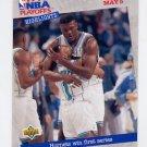 1993-94 Upper Deck Basketball #194 L. Johnson / Bogues PO