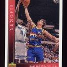 1993-94 Upper Deck Basketball #088 Scott Hastings - Denver Nuggets