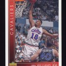 1993-94 Upper Deck Basketball #078 Hot Rod Williams - Cleveland Cavaliers