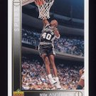 1993-94 Upper Deck Basketball #074 Willie Anderson - San Antonio Spurs