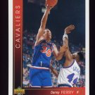 1993-94 Upper Deck Basketball #046 Danny Ferry - Cleveland Cavaliers