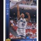 1993-94 Upper Deck Basketball #039 Litterial Green - Orlando Magic