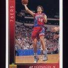 1993-94 Upper Deck Basketball #019 Jeff Hornacek - Philadelphia 76ers