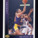 1993-94 Upper Deck Basketball #016 Vlade Divac - Los Angeles Lakers