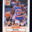 1990-91 Fleer Basketball #131 Gerald Wilkins - Cleveland Cavaliers