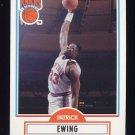 1990-91 Fleer Basketball #125 Patrick Ewing - New York Knicks