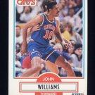 1990-91 Fleer Basketball #037 Hot Rod Williams - Cleveland Cavaliers