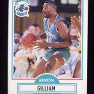 1990-91 Fleer Basketball #019 Armon Gilliam - Charlotte Hornets